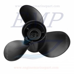 Elica 14x21, Black Diamond 3 pale,  Johnson, Evinrude, OMC EMP 0391203