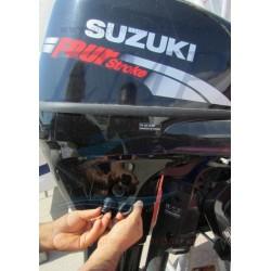 Raccordo in plastica lavaggio motore Suzuki