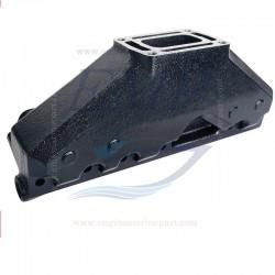 Collettore di scarico OMC EMP 3857656,  Volvo Penta EMP 3852338, 3847499