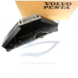 Collettore di scarico originale OMC, Volvo Penta 3852338, 3847499