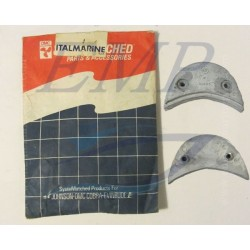 Anodo Johnson / Evinrude 0392123 alluminio