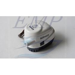 Pompa di sentina elettriche ed automatiche Sahara S750