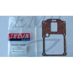 Guarnizione bacinella motore 2 tempi Selva 00329.3.78 / 3530010
