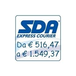 Assicurazione spedizione Sda fascia € 1.549,37