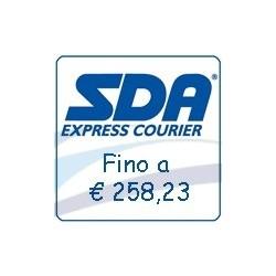 Assicurazione spedizione Sda fascia € 258,23