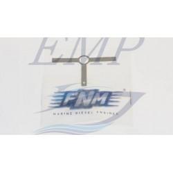 Guarnizione scambiatore di calore FNM 3.021.113.1
