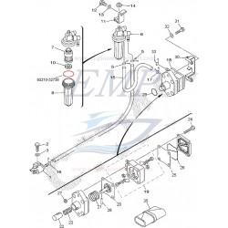 O-ring filtro benzina Yamaha / Selva 93210-32738