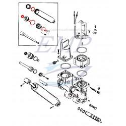 Kit riparazione trim Mercury / Mariner 811607A1