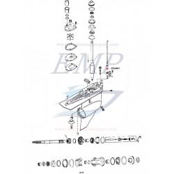Paraolio Mercruiser 76384 / 816464,1