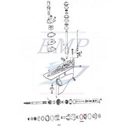 O-ring Mercruiser 48451 / 31534