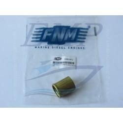 Porta tubo per scambiatore acqua motore FNM 3.023.197.1