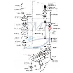 Boccola Mercruiser 815921A13, 20