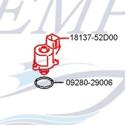 Valvola controllo del minimo ISC Suzuki 18137-52D00
