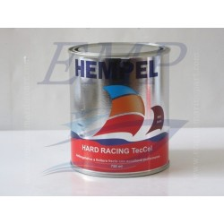 Antivegetativa a matrice dura Hempel Hard Racing TecCel Rosso 750 ml
