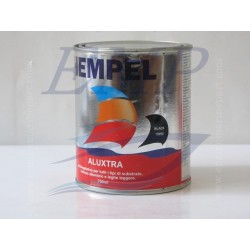 Antivegetativa per metalli Hempel Aluxtra Nero - 750 ml