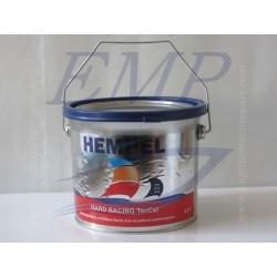 Antivegetativa a matrice dura Hempel Hard Racing TecCel Nero - 2,5 Lt
