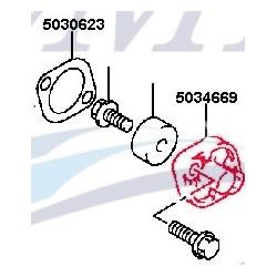 Coperchio anodo Johnson / Evinrude 5034669