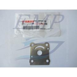 Piastrina in acciaio corpo pompa Yamaha / Selva 6G1-44323-00