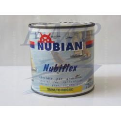 Smalto per gommoni Nubiflex 48 Rosso - 750 ml