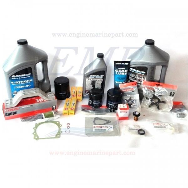 HPDI Tagliandi Yamaha iniezione benzina (miscela) alta pressione