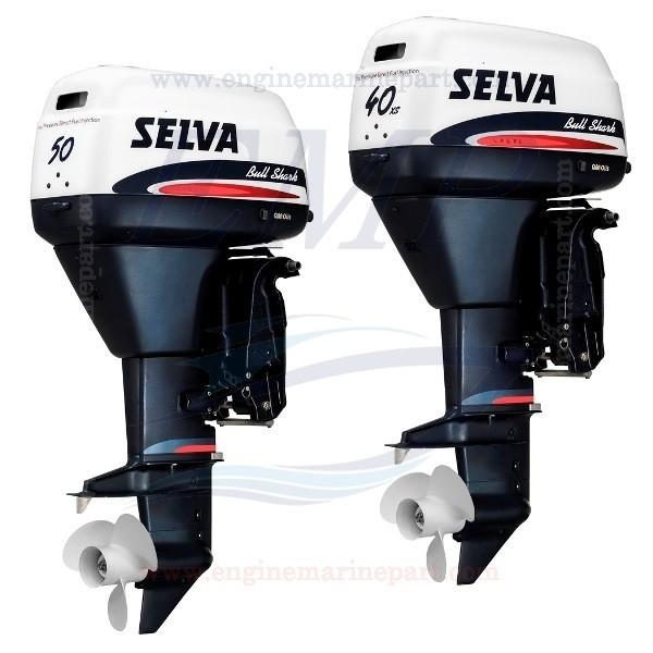 LPDFI HP 40-50 BULL SHARK SELVA