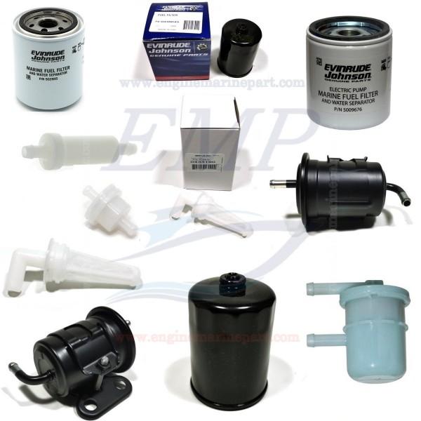 Filtro benzina Johnson, Evinrude,BRP