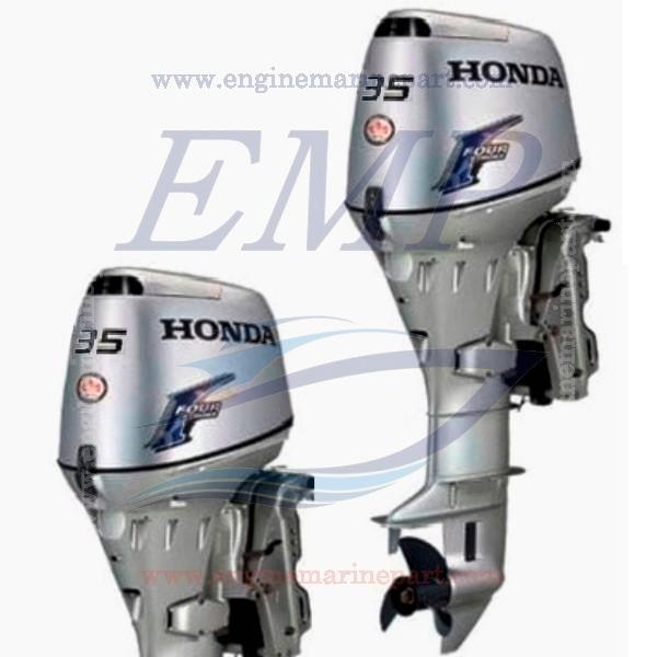 BF35A Ricambi Honda Marine