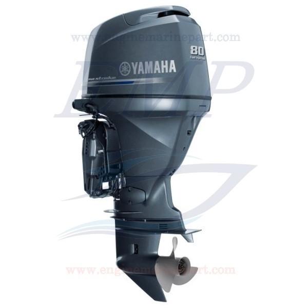 F80B (6D7) YAMAHA MARINE