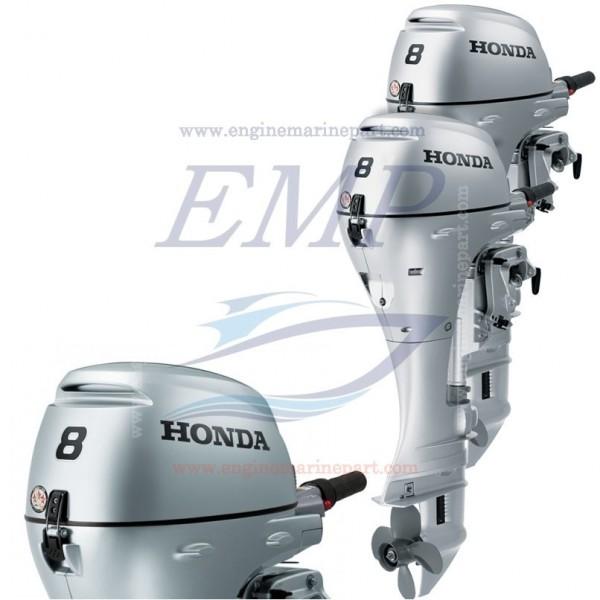 BF8B, BF8D, BFP8D 222cc Ricambi Honda Marine