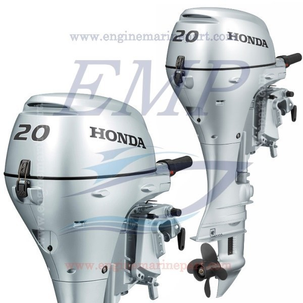 BF20D, BFP20D Ricambi Honda Marine