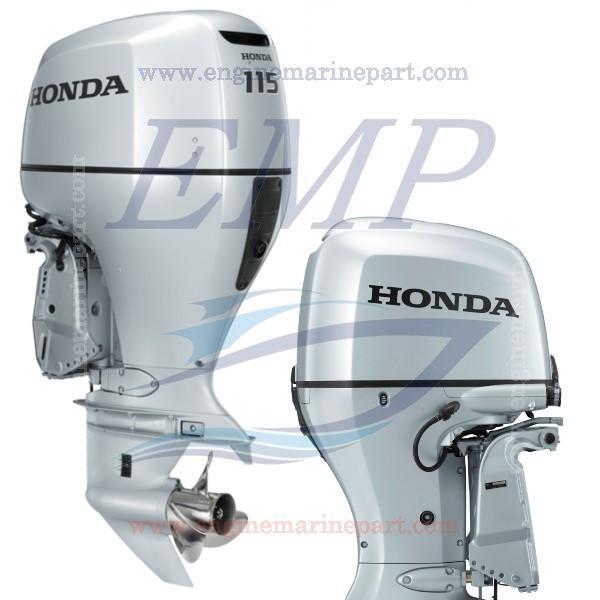 BF115D 2354cc Ricambi Honda Marine