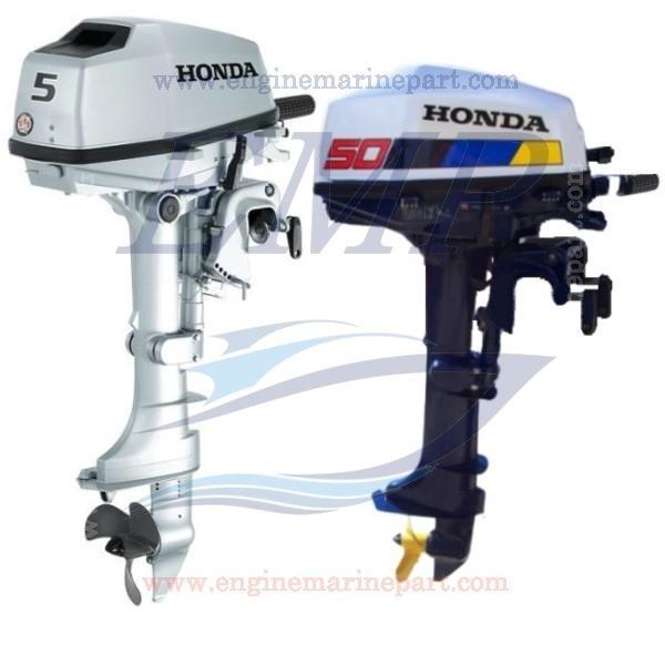 BF5A, BF50 (5 hp),  Ricambi Honda Marine