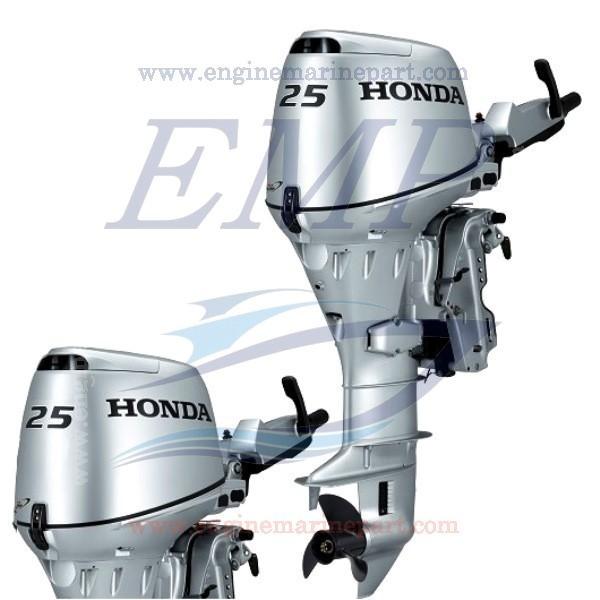 BF25D Ricambi Honda Marine