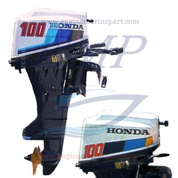 BF100 (10 hp) Ricambi Honda Marine
