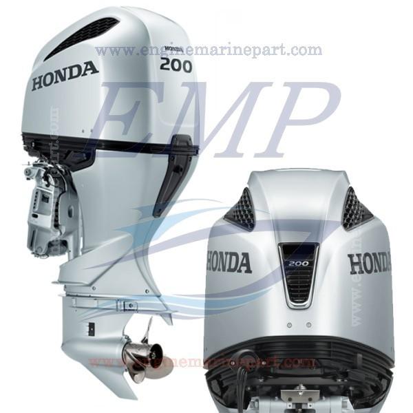 BF200D 3583cc Ricambi Honda Marine