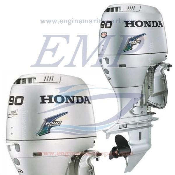 BF90AT, BF90AW ( solo AT, AW ) Ricambi Honda Marine