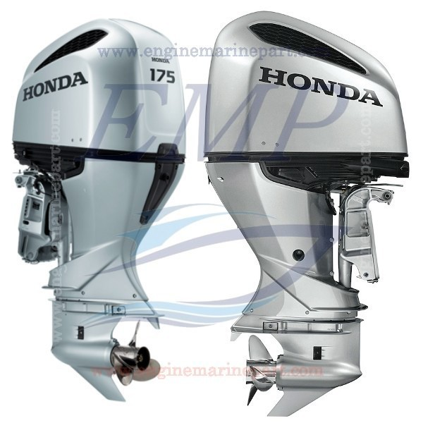 BF175D Ricambi Honda Marine
