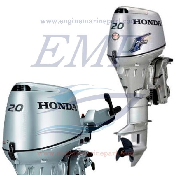 BF20A Ricambi Honda Marine