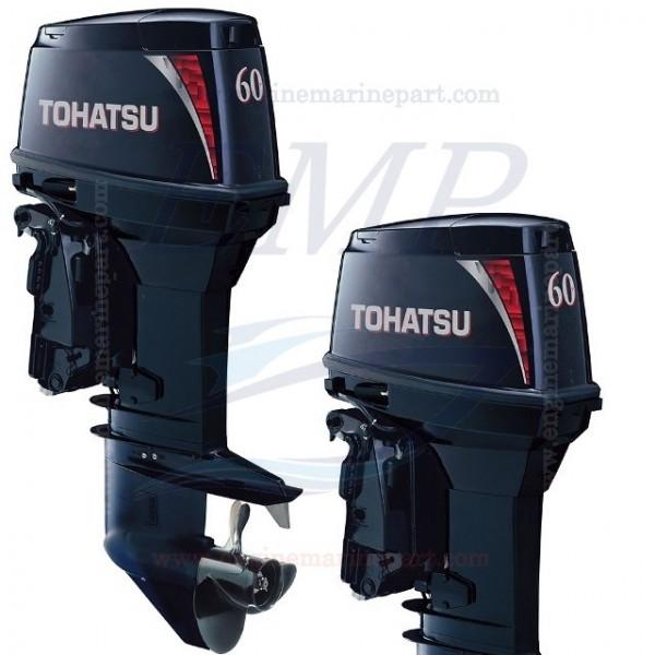 Ricambi M60 Tohatsu - Nissan