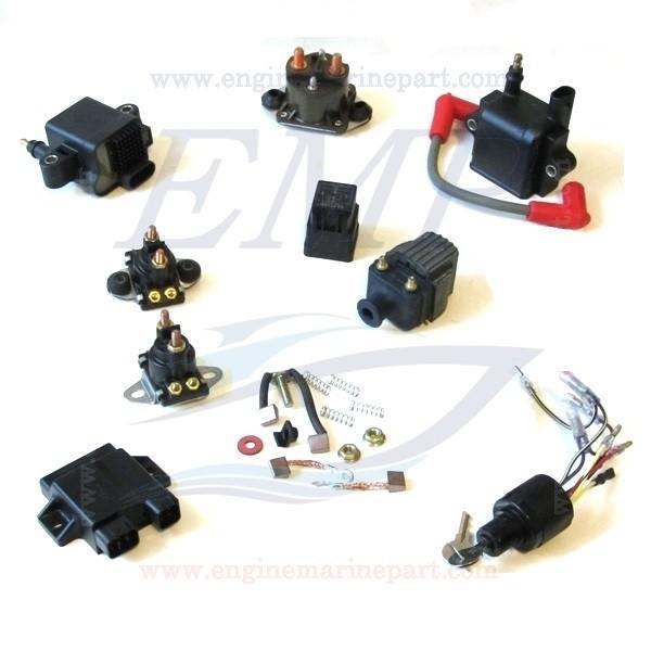 Componenti elettrici e elettronici Mercury / Mariner