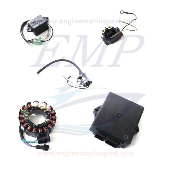 Componenti elettrici e elettronici Yamaha