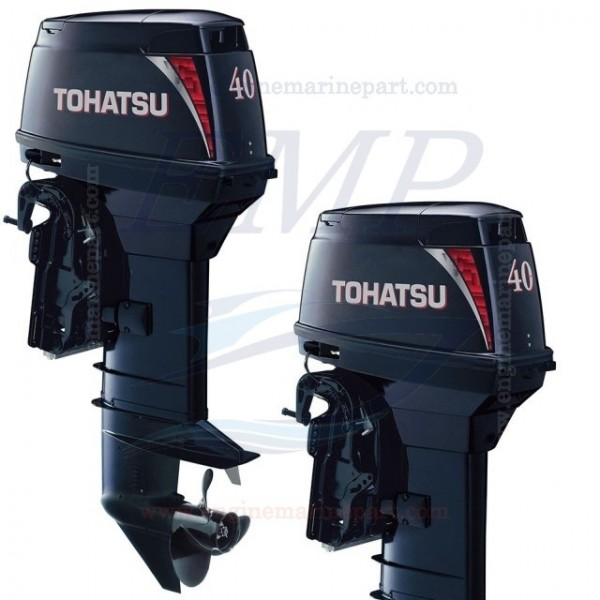 Ricambi M40D2 Tohatsu - Nissan