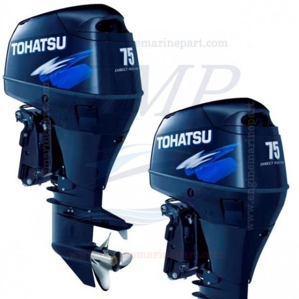 Ricambi MD75C2 Tohatsu - Nissan
