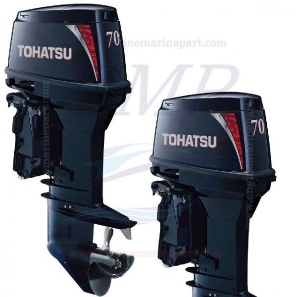 Ricambi M70C Tohatsu - Nissan