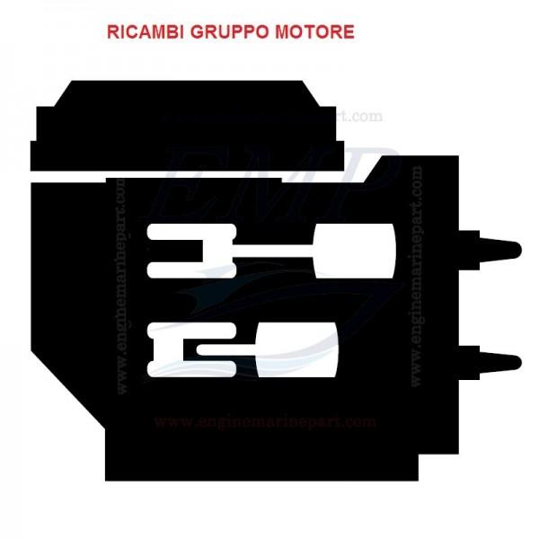 Ricambi motore Tohatsu - Nissan