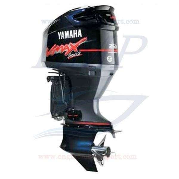 HPDI Z250F (60X) YAMAHA MARINE