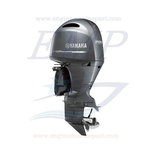 F 200G ( 6DV-6DW) YAMAHA