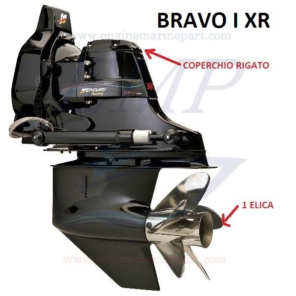 BRAVO I X, XR RICAMBI PIEDE MERCRUISER