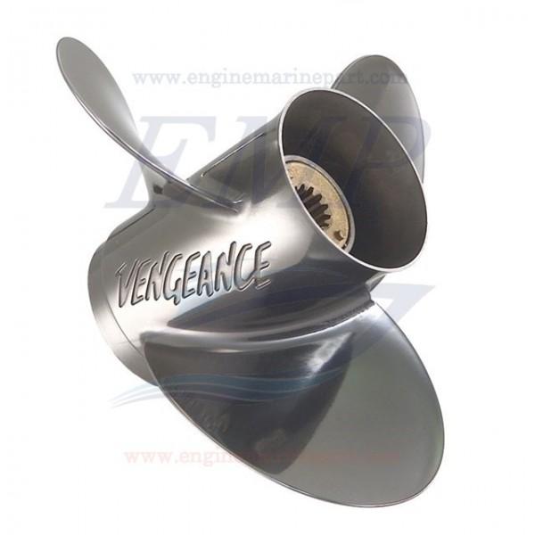 ELICHE VENGEANCE INOX MERCURY, MERCRUISER