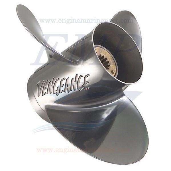 Vengeance 40-60 Hp 2T e 4T Eliche Mercury, Mariner